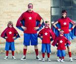 SuperHerofamily