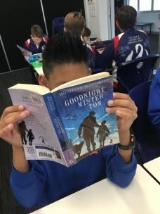 P&C: Reading Books